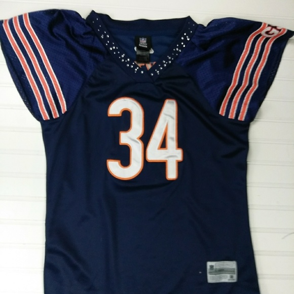 the latest bde55 66885 NFL Walter Payton Chicago Bears jersey women's